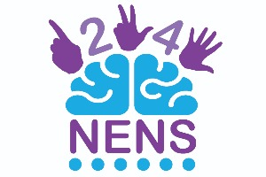 Numeracy and Educational Neuroscience Lab logo